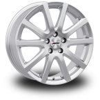 Autec Skandic Brillant Silver(S6015454054318)