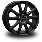 Autec Skandic ECE Black Matt Black(SB55540.1005ECE)