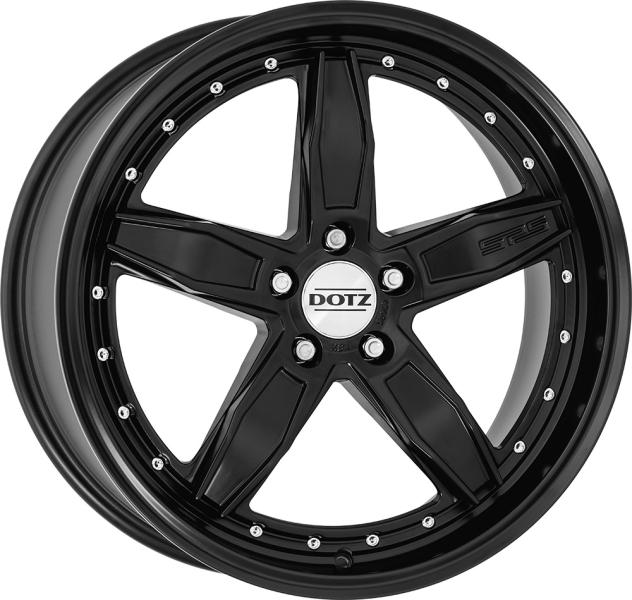 DOTZ SP5 black edt. Black matt