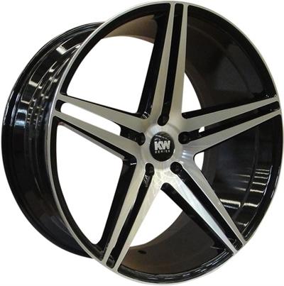KW Series s10 Black/polished