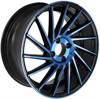 KW Series s11vf Black & Blue