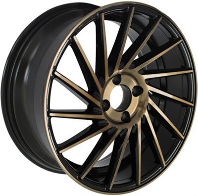 KW Series s11vf Black & Bronze