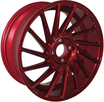 KW Series s11vf Candy Red