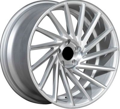 KW Series s11vf Matsilver & Polished Front