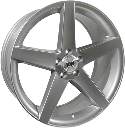 KW Series s12 concave Gunmetal