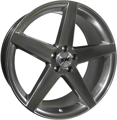 KW Series s12 concave Hyper Black