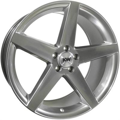 KW Series s12 mega concave Gunmetal