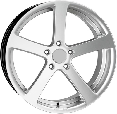 KW Series s13 concave Hyper Silver