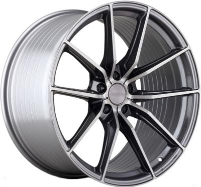 KW Series s16 tforce Brushed Titanium