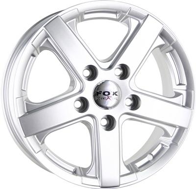 Fox Racing vipercommercial Silver