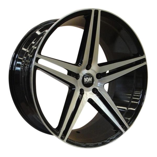 KW-SERIES S10 black/polished