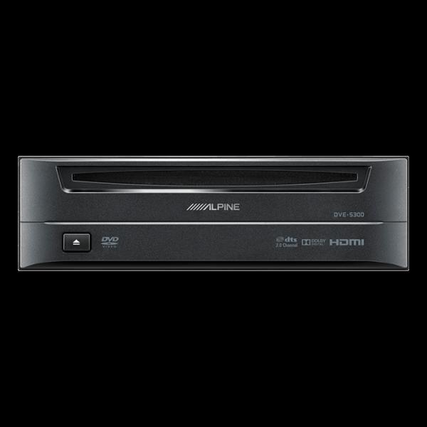 Alpine DVE5300 CD/DVD-AFSPILLER 1-DIN M. HDMI