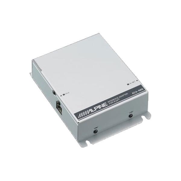 Alpine KCA420I IPOD INTERFACE
