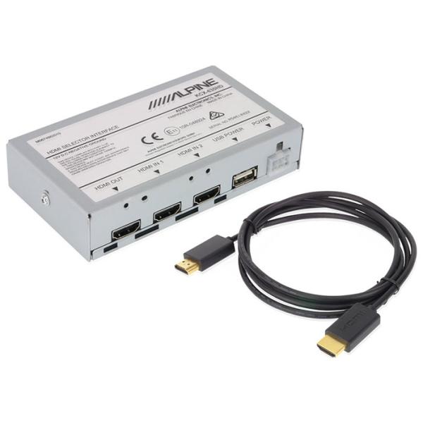 Alpine KCX630HD HDMI INTERFACE BOKS