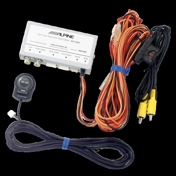 Alpine KCXC200B KONTROLBOKS FOR HCEC252/257