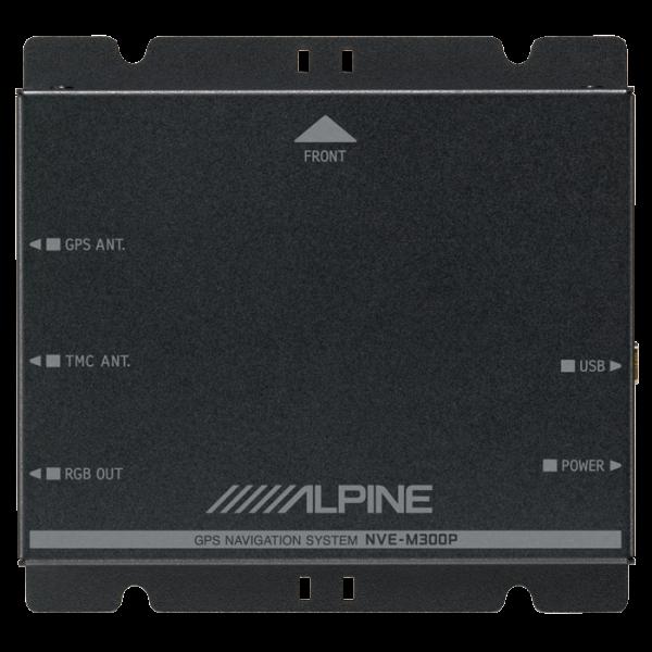 "Alpine NVEM300P ""AD/ON"" NAVIGATION"