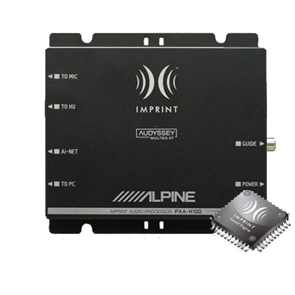 Alpine PXAH100 IMPRINT LYDPROCESSOR