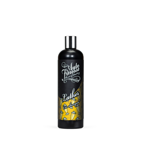 Lather - Shampoo m. Banan 0,5l