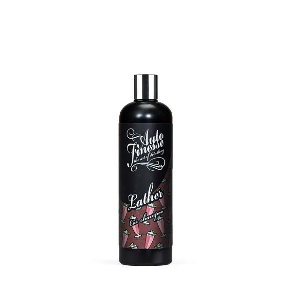 Lather - Shampoo m. Jordbær 0,5l