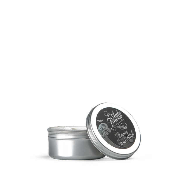 Mercury  - Metal Polish 100ml.