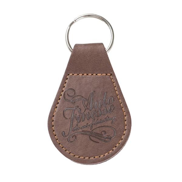 Key Ring - Brun