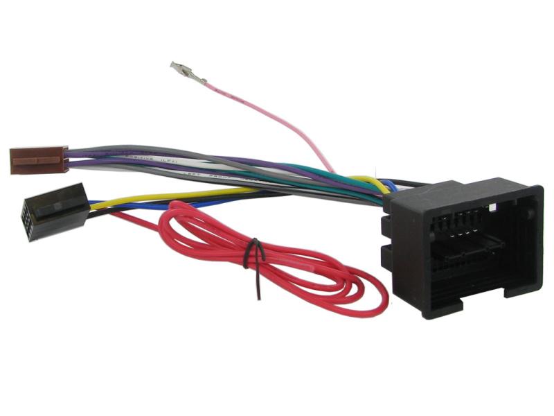 ISO ADAPTER CHEVROLET - CT20CV03