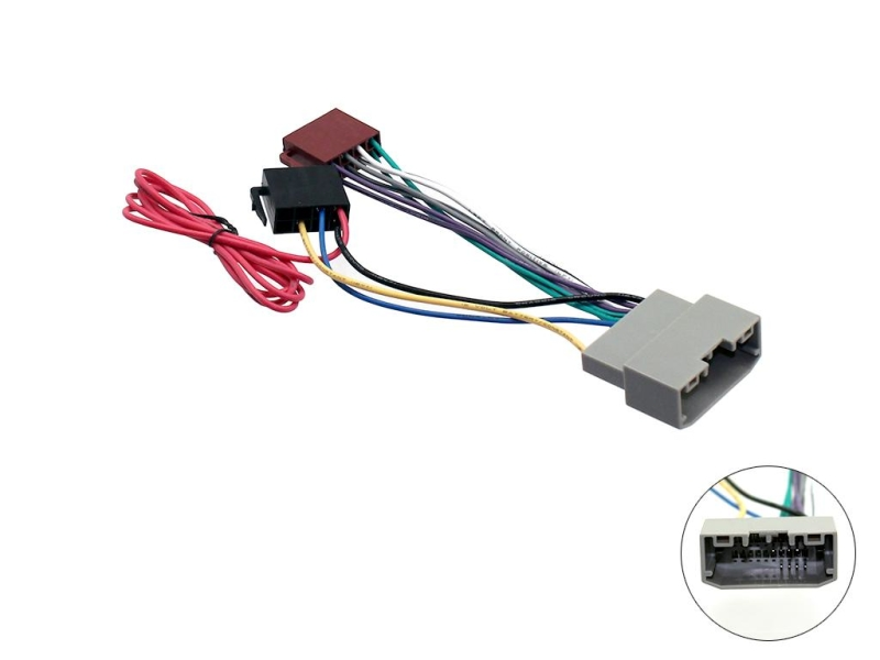 ISO ADAPTER DOGDE - CT20DG01