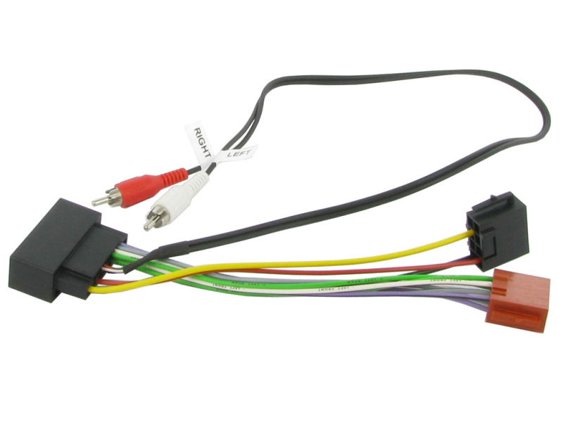 ISO ADAPTER FORD - CT20FD10