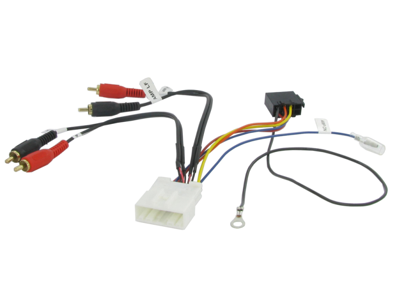 ISO ADAPTER NISSAN - CT20NS07