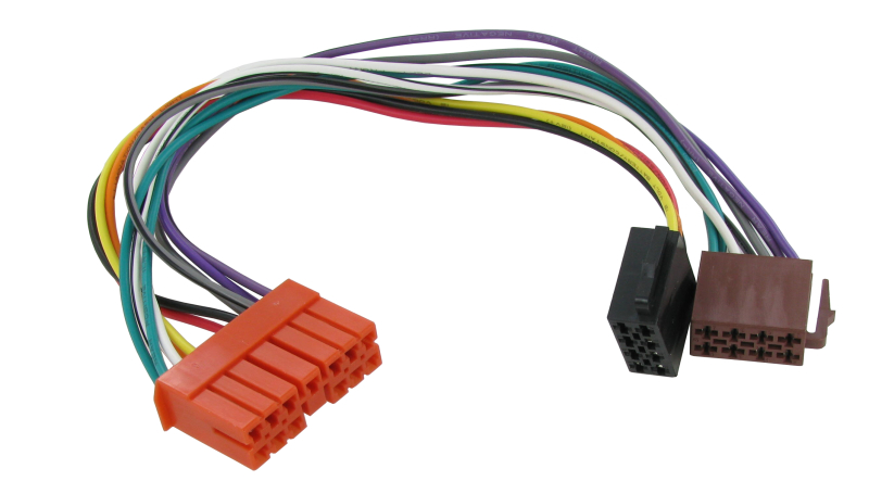 ISO ADAPTER RENAULT - CT20RN01