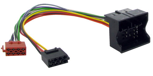 ISO ADAPTER RENAULT - CT20RN02