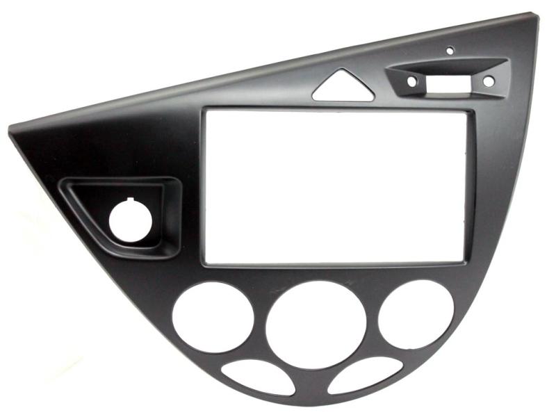 2-DIN monteringskit til Ford Focus I 1998-2004, sort.