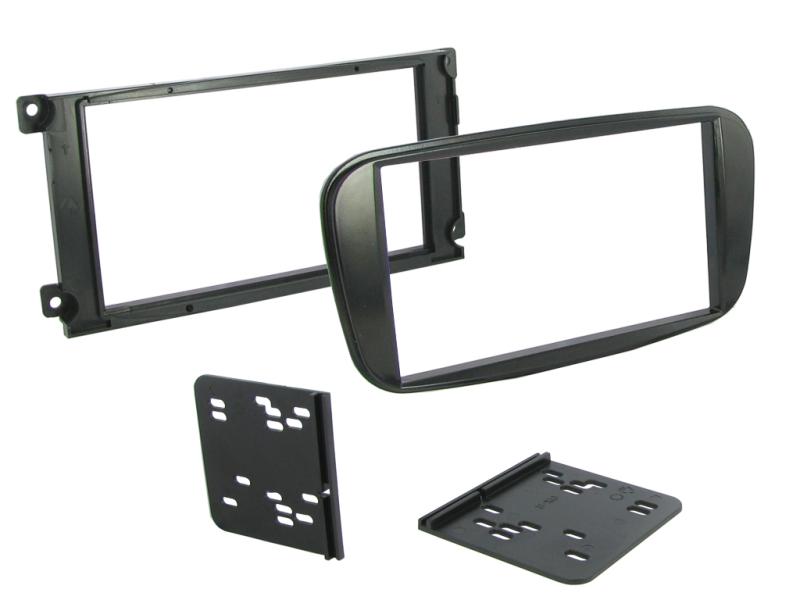2-DIN monteringskit til diverse Ford med Oval 6000CD radio,