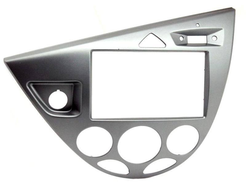 2-DIN monteringskit til Ford Focus I 1998-2004, grafit farve