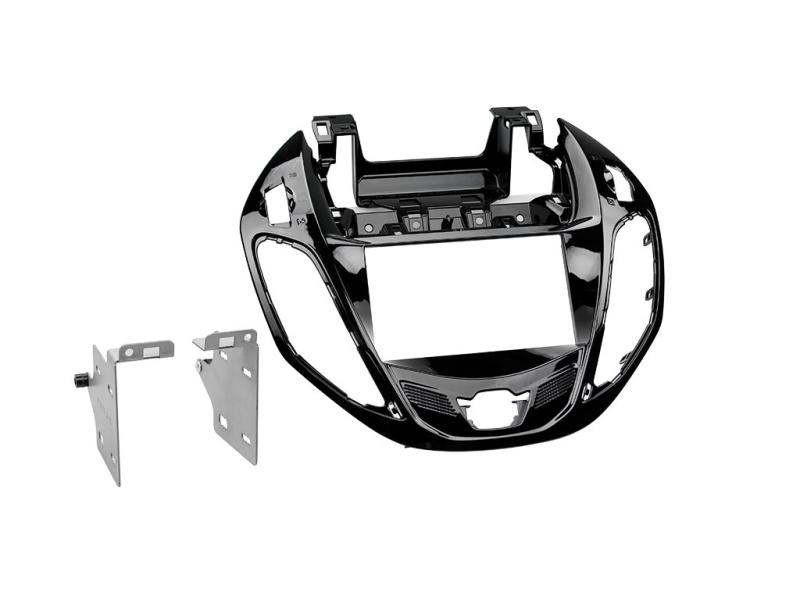 2-DIN monteringskit til Ford B-Max 2012-, pianosort.