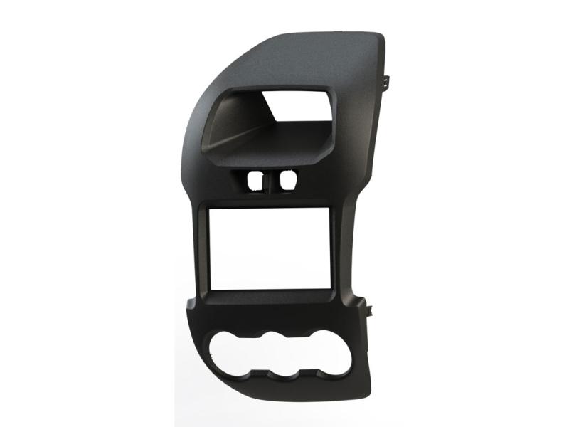 2-DIN monteringskit til Ford Ranger 2012-. Modeller med disp