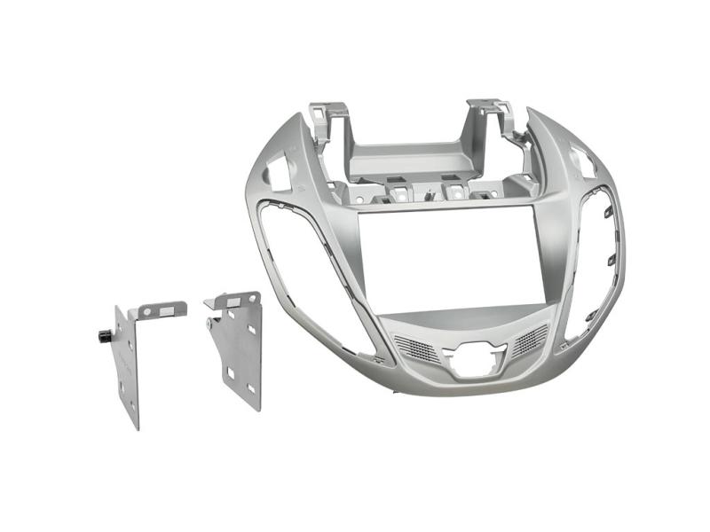 2-DIN monteringskit til Ford B-Max 2012-, sølv.