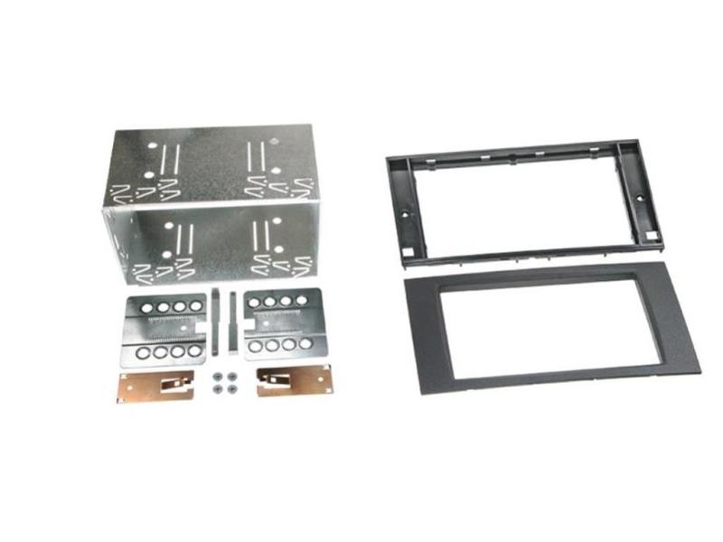 2-DIN sort kit til divere Ford med firkantet Ford 6000CD OE