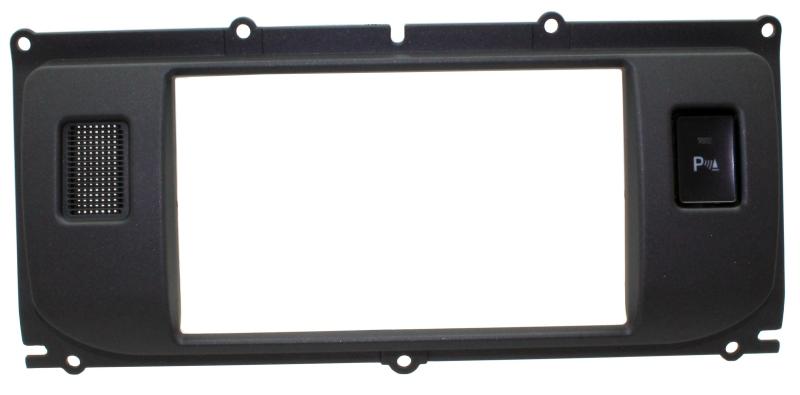 2-DIN monteringskit til Land Rover Evoque 2011-.