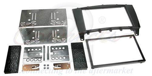 2-DIN monteringskit til Mercedes C-klasse W203, SLK R171, so