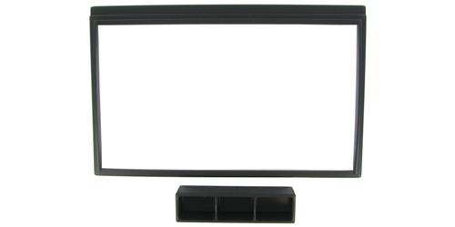 2-DIN monteringskit til Nissan Micra K12 model 2003-2010, so
