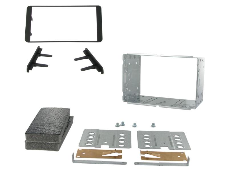 2-DIN monteringskit til diverse Toyota modeller.
