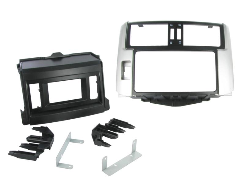 2-DIN monteringskit til Toyota Landcruiser 150 model 2010-,