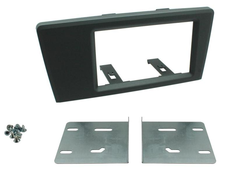 2-DIN monteringskit til diverse Volvo modeller 00-04 uden tl