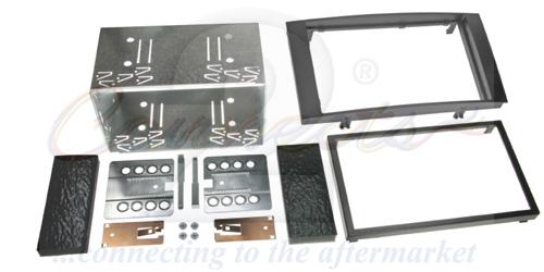 2-DIN monteringskit til diverse VW modeller.