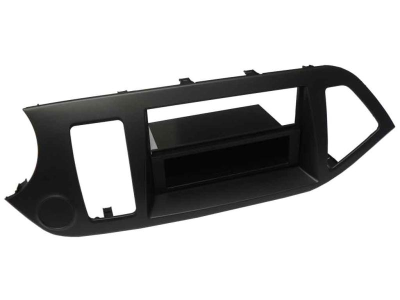 1-DIN ramme Kia Picanto 2011-. Modeller uden stop/start funk