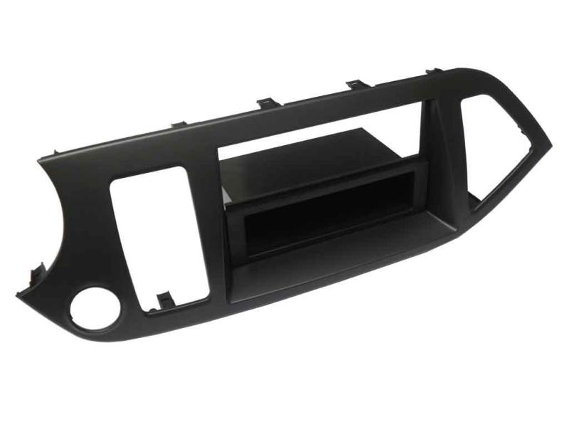 1-DIN ramme Kia Picanto 2011-. Modeller med stop/start funkt