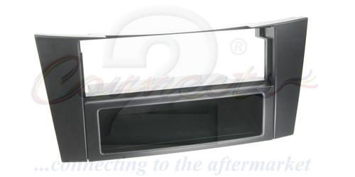 1-DIN ramme til Mercedes E-klasse W211 2002-2009