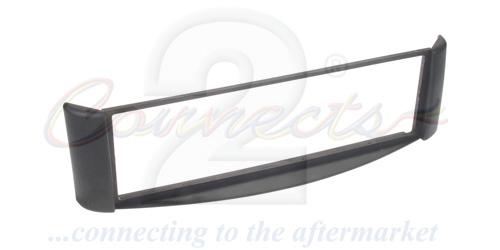 1-DIN ramme til Smart ForTwo 1998-2007, sort.