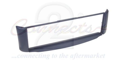 1-DIN ramme til Smart ForTwo 1998-2007, blå